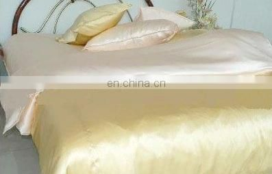 luxurious home sense charmeuse silk Bedding Set