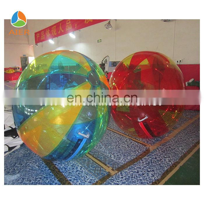 Inflatable walk on water ball for sale,toys for swimming pools