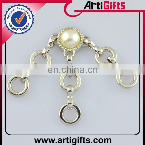 Fashion resin beads for garment decoration
