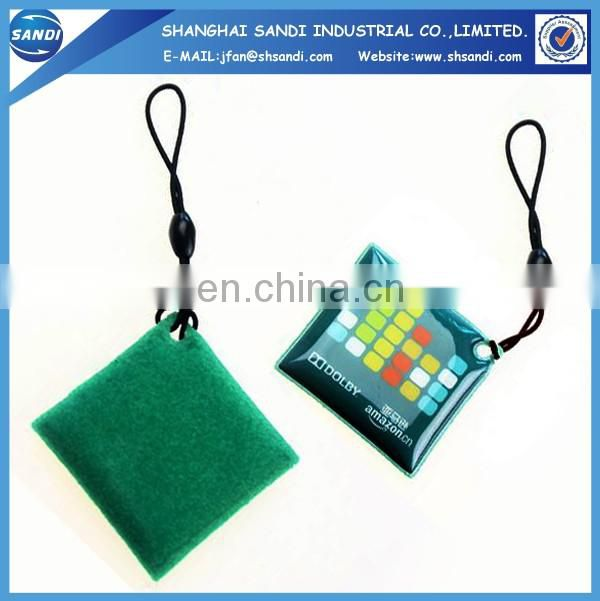 Promotional soft pvc mobile cleaner