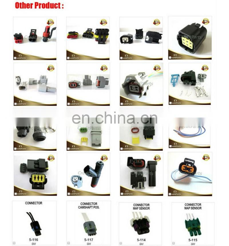 CRDT/CreditParts Car Accessories Plastic Electrical Wire Connectors Adapter 6Pin Connector CC-605