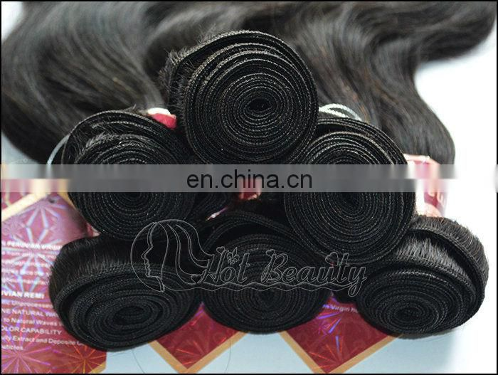 Soft and full lady star human hair