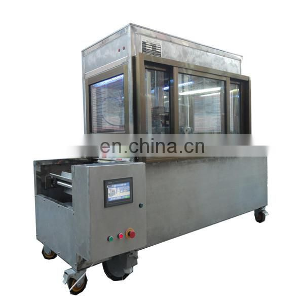 high efficiency and professional mushroom bag inoculation machine