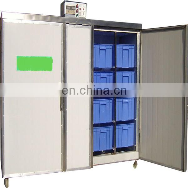Non-pollutionenvironmentfriendly soybean and mung bean sprout machine bymicrocomputer