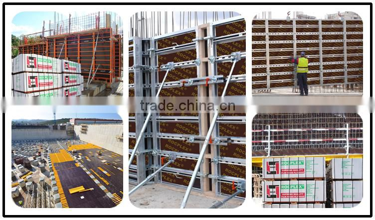8x4 plywood sheets,concrete form PP plastic plywood board
