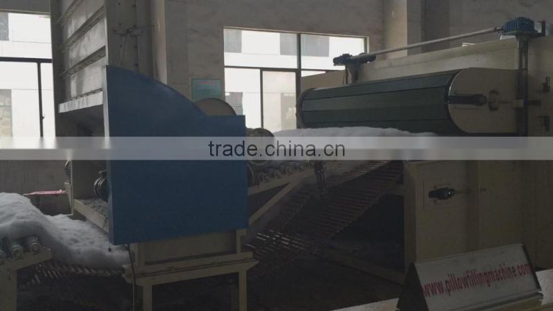 High Quality Non woven Glue Free Wadding stiff wadding plant , nonwoven polyester hard wadding production line