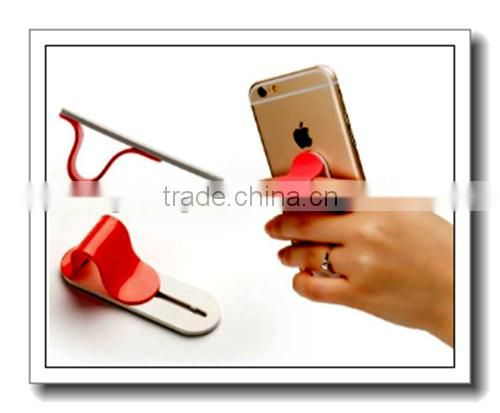 candy color Ring stand ,phone stand ,finger stand with sticker