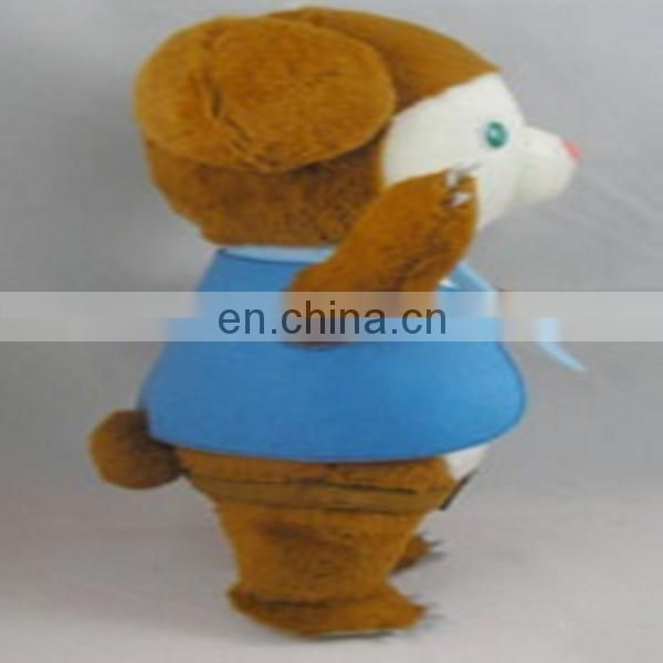 Colargol bear stuffed toy, Jeremy the bear Barnaby