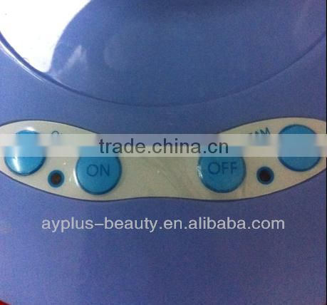 AYJ-H073A promotion product face care hot ultrosonic facail cleaning&bio face lift multifunction machine beauty equipment