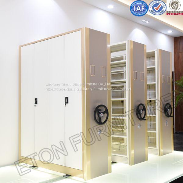 Office Furniture Movable Shelving Cabinet Bookshelves