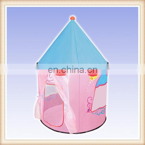 Cute shape kids play toys house toys tent with ball kid play tent