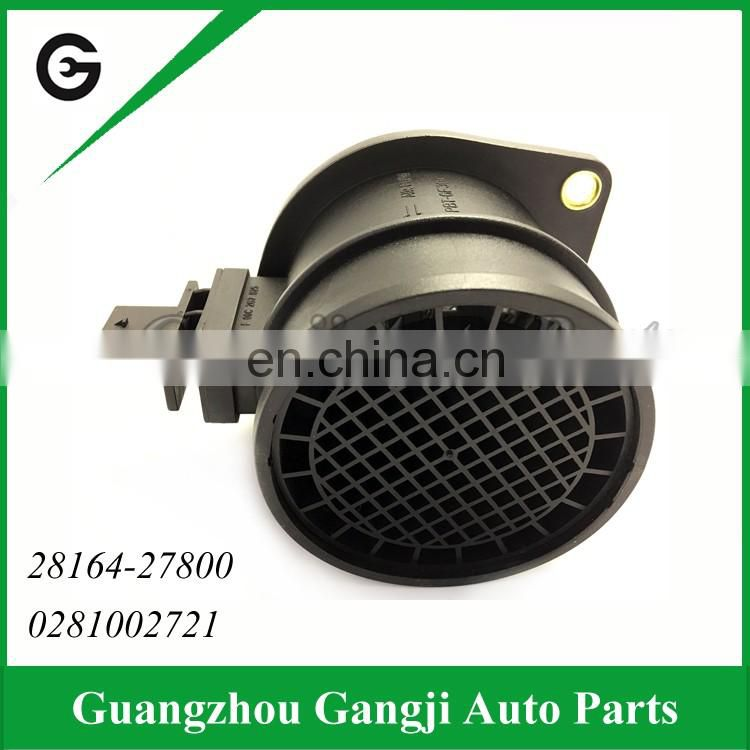 High Quality Original Mass Air Flow Meter Sensor MAF 28164-27800 0281002721 for Hyundai