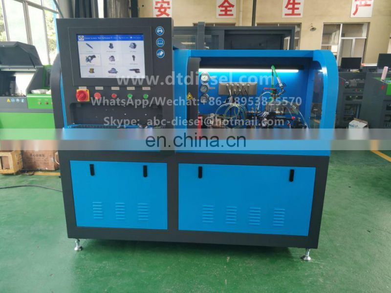 CR819 COMMON RAIL TEST BENCH WITH HEUI HEUI PUMP 320D PUMP