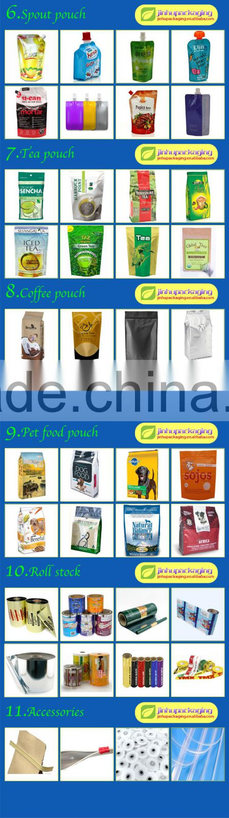 useful wicket bag food packaging materials canned food packaging machine poly bags food packaging plastic bag