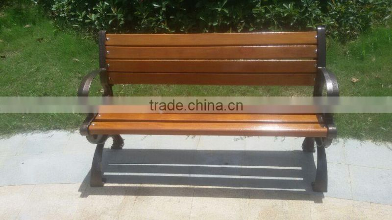 ... 2016 New Model Outdoor Long Bench Chair / Long Wood Chair Outdoor  Furniture / Outdoor Wooden ...