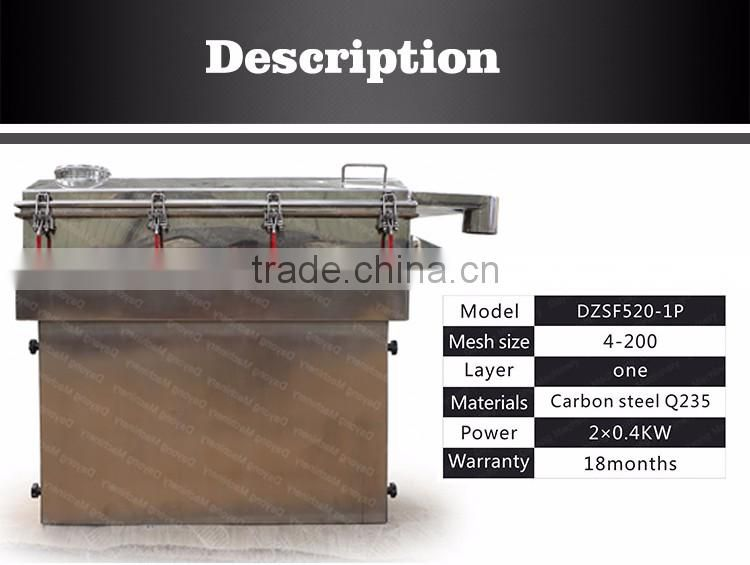 High quality advanced linear vibrating screen
