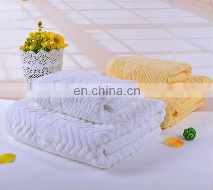 hot sale high grade 100% cotton towels special thickening bath towels