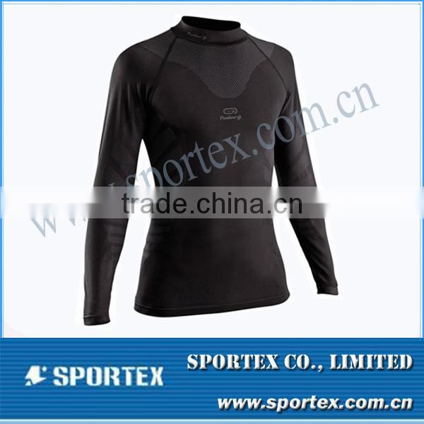 2014 functional thermal compression shirt for men in compression wear, mens compression clothing, mens compression apparel