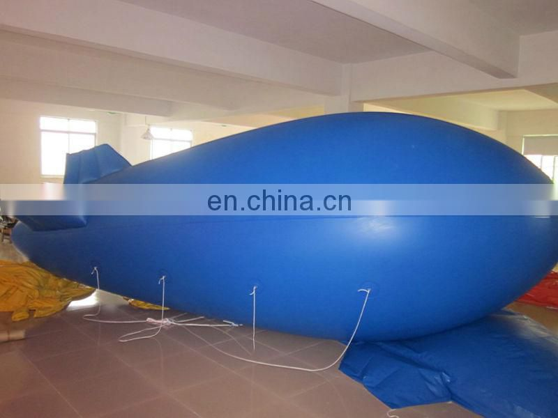 LED light inflatable blimp