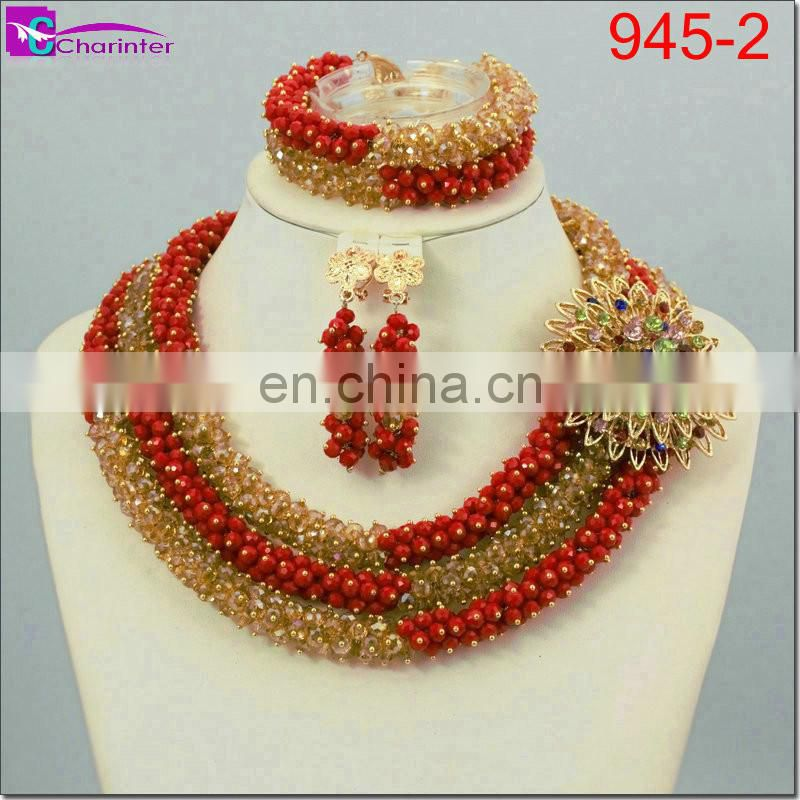 african beads jewelry set 945-1
