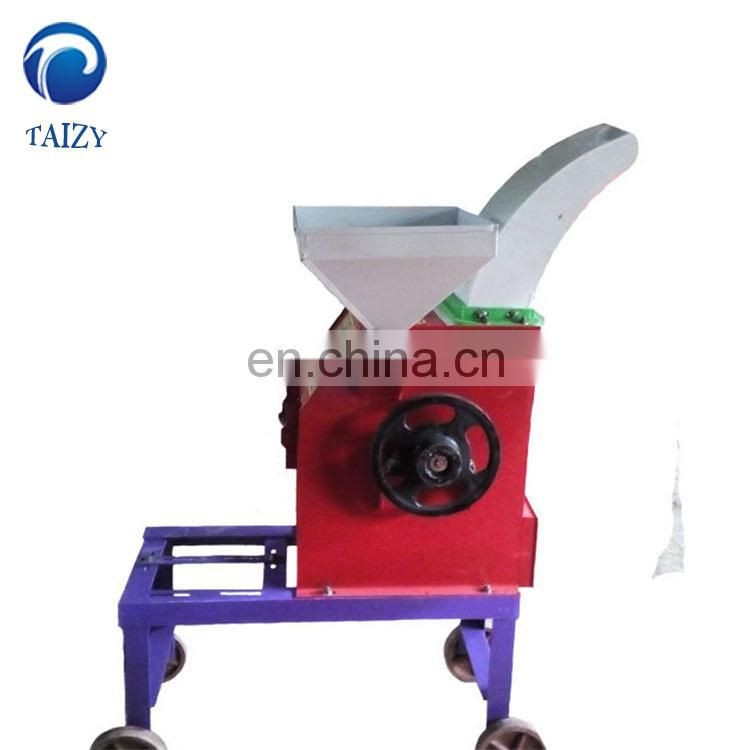 Small grass cutter machine and dairy farm using chaff cutter in low price for sale