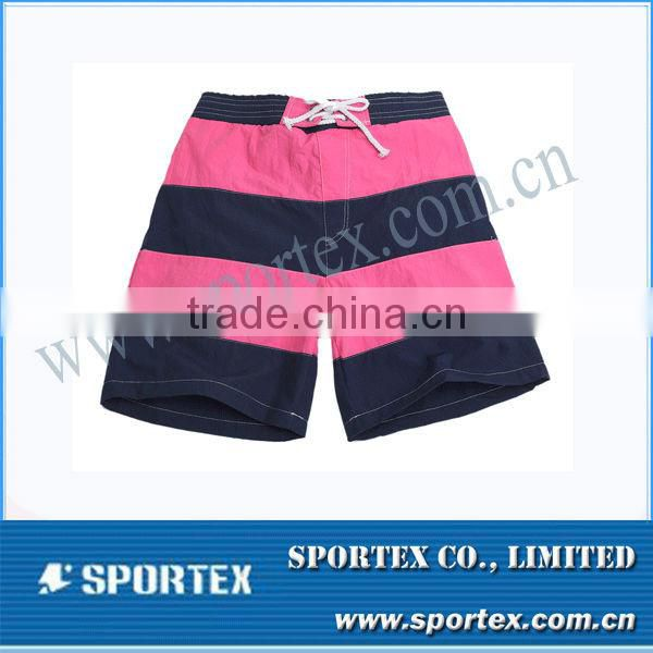 Made-in-China Wholesale New Men's Swimming Trunks MZ0020