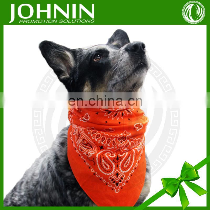 Custom New Fashion Cheap Wholesale Dog Bandana