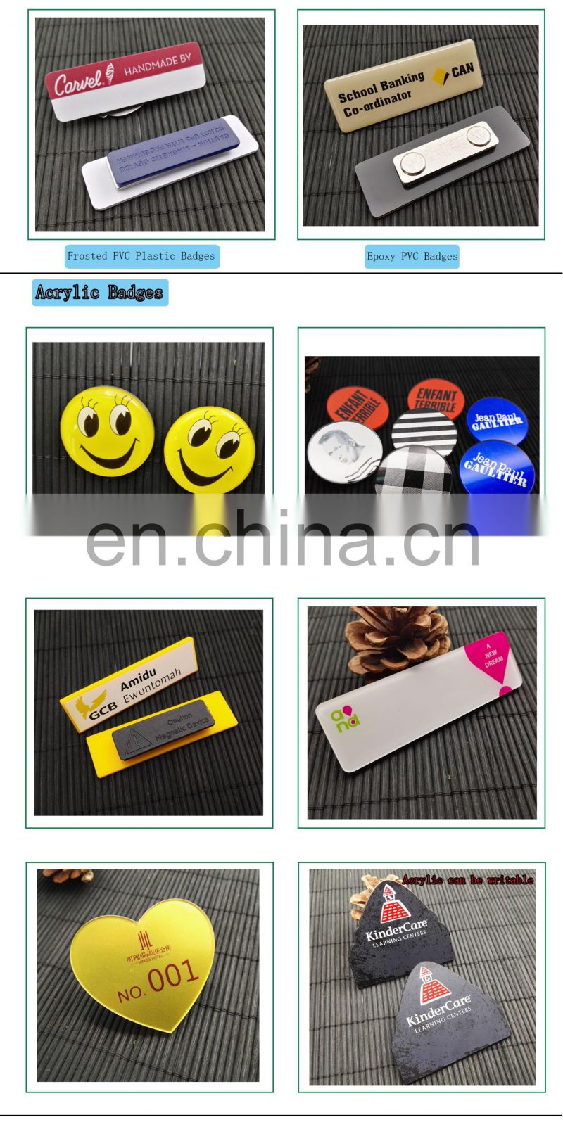 Make Your Own Logo On The Car Badge Wholesale Made In China