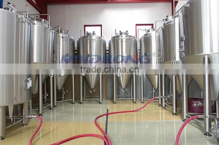 Mini sanitation standard 1bbl micro brewing equipment of