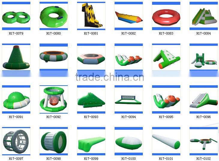 High quality inflatable commercial water park/ inflatable water walking balls/ inflatable water bumper ball