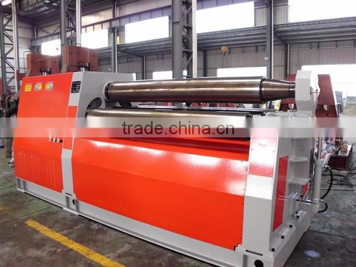 "INT'L ""OHA"" Brand Four Roller Bending Machine W12-12x2000, CNC Rolling Machine, thread rolling machine"