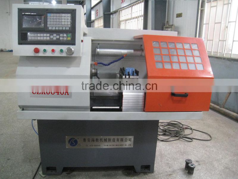 5 axis cnc machine price CZK0640A with Micro Multifunction cnc lathe drilling machine and Tapping Machine