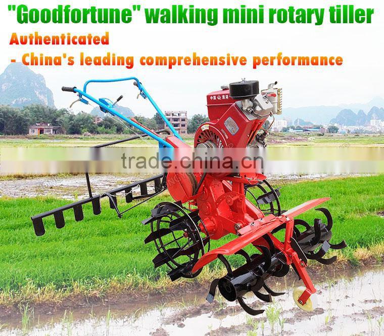 Factory Direct Tiller Cultivator Mini Tiller For Sale