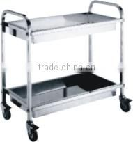 Tableware-collected Cart