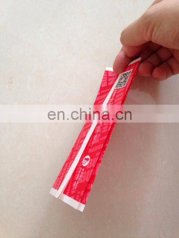 Disposable Ecological Bag for Food Japanese Wood Chopsticks