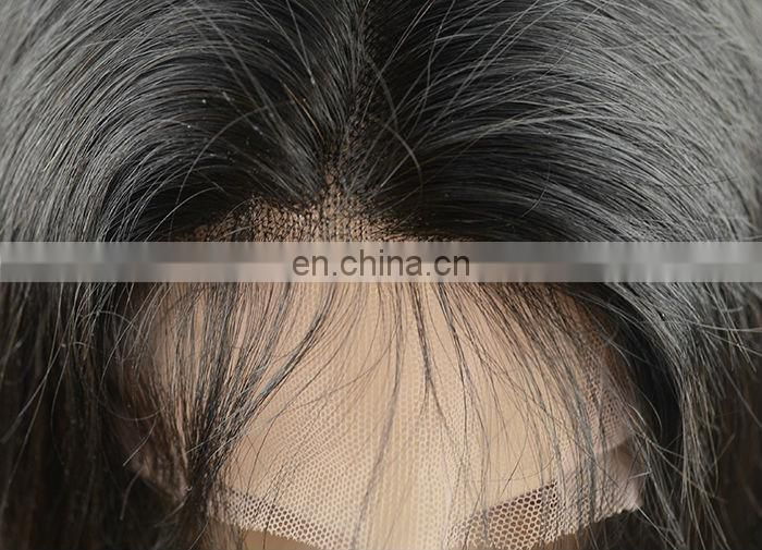 High density and fast finish time handmade wig