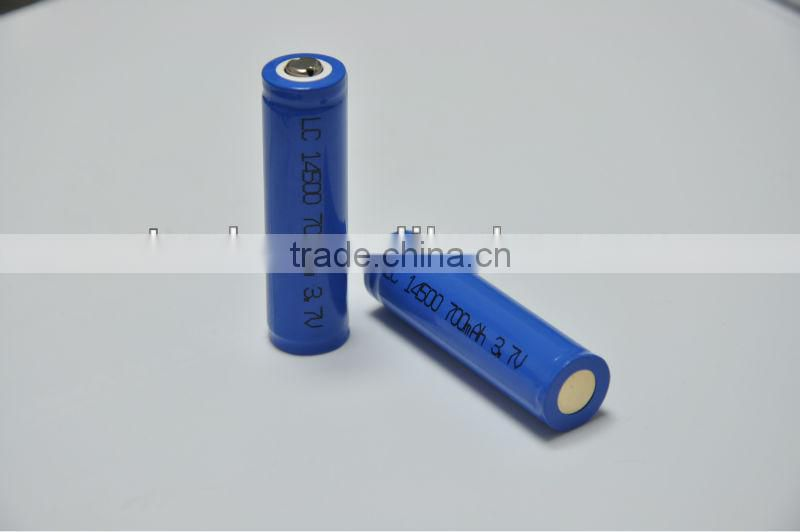 IFR18650 LiFePO4 battery