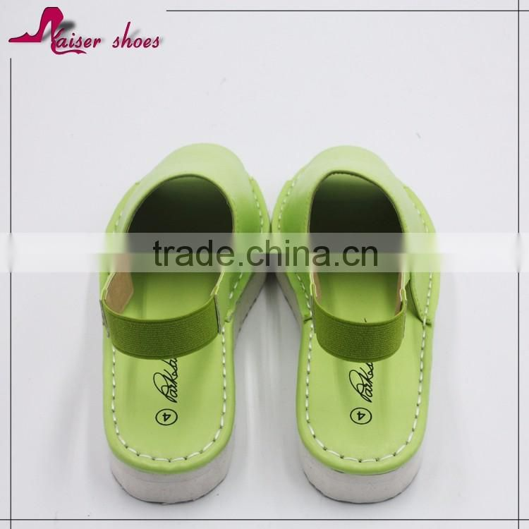 Latest ladies slippers shoes women sandals shoes women jelly color sandal shoe