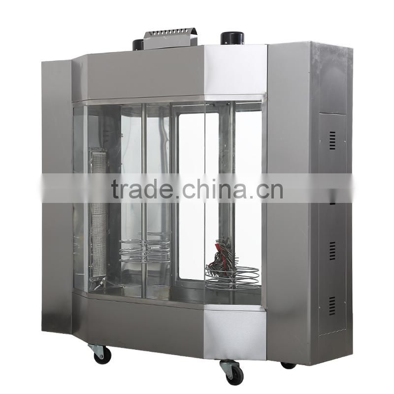CY-24 roast chicken grill machine New Design manufacturing machines