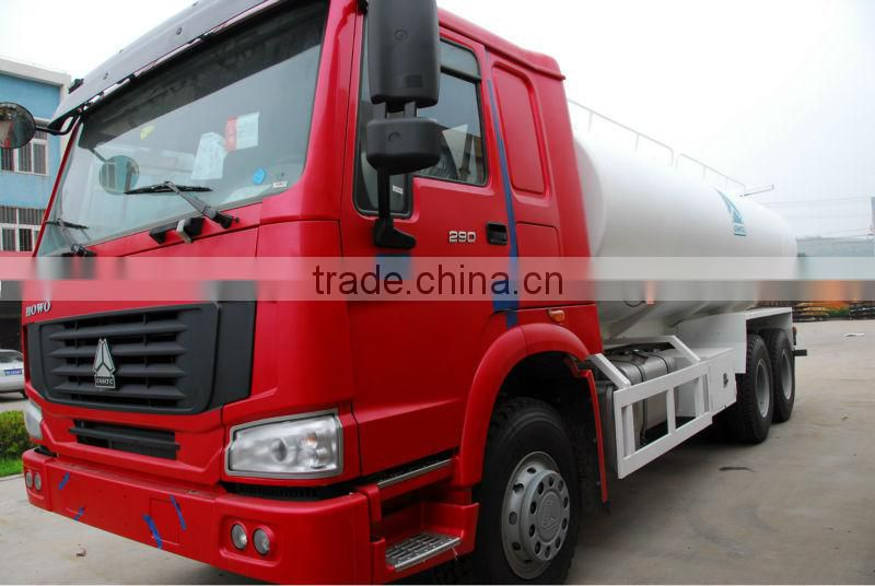 China 4*2 water storage truck