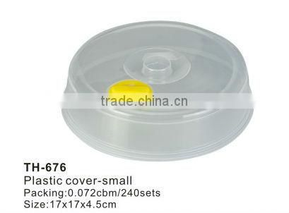 plastic cover for microwave bowl