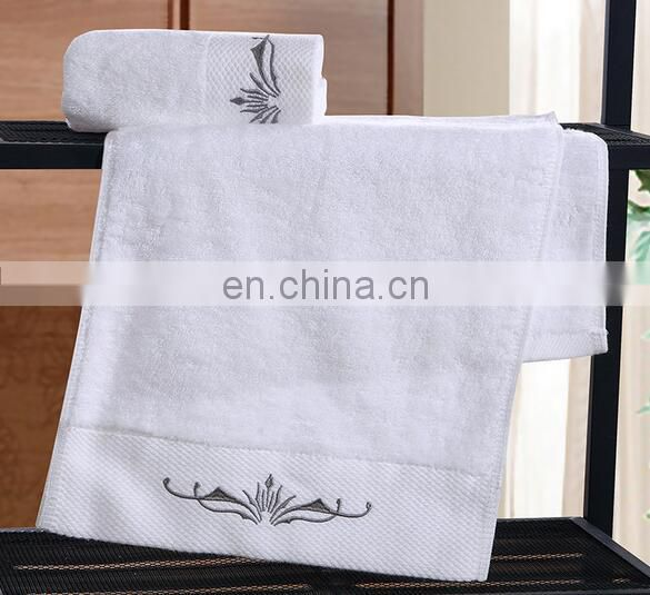 Cheap Promotional Wholesale Hotel Bath Towel 100% cotton towels bath set