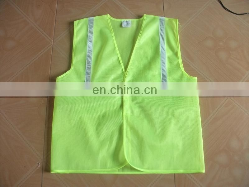Cheap China Wholesale Clothing Disposable Hi Vis Reflective Vest