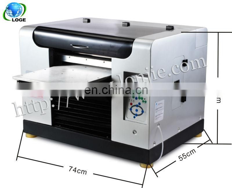 digital gift flatbed printer/digital promotion cheap model printer