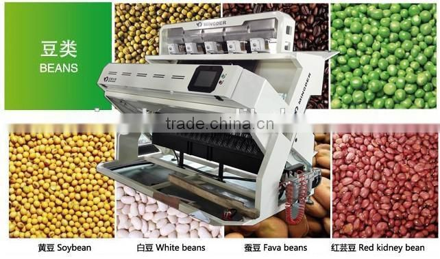 Mingder Grain/Wheat Color Sorter machinery