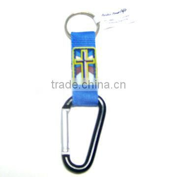2013 new climbing hook with pvc label