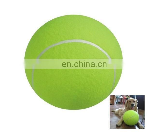 "5"" 6"" 7"" 8"" 8.5"" 9.5"" Custom Jumbo Giant Inflatable Tennis Ball"