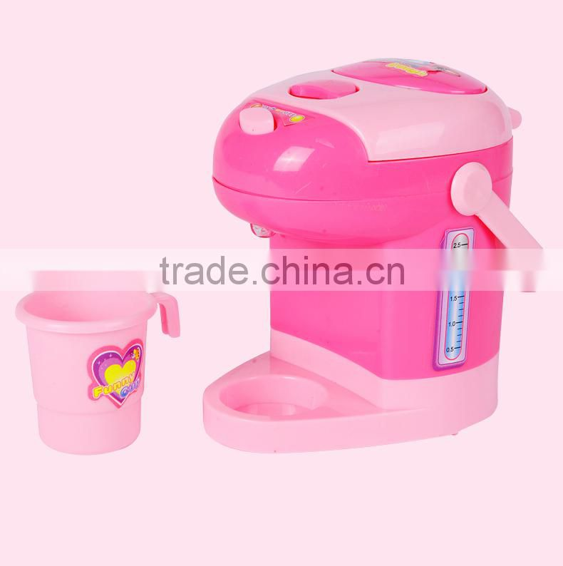 China Manufacturer kids play house Furniture toys mini Electric water dispenser with light