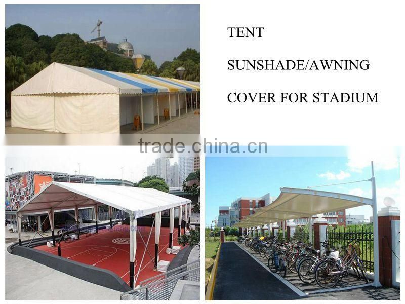 pvc tarpaulin woven coated fabric plastic sheet for roofing cover