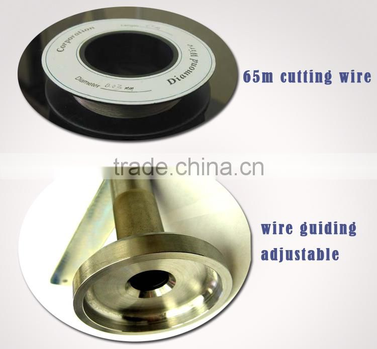 DHB--DWS-2401 Precision Wire Saw with Sample Stage and Diamond Wire ...